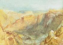 Joseph Mallord William Turner - Luxembourg from the North
