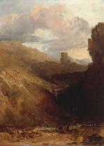 Joseph Mallord William Turner - Dolbadern Castle