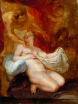 Peter Paul Rubens - Jupiter and Danae