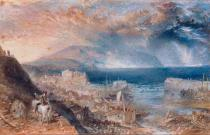 Joseph Mallord William Turner - Wolf's Hope-From The Bride of Lammermoor