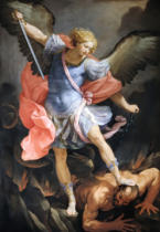 Guido Reni - Archangel Michael fighting the Devil