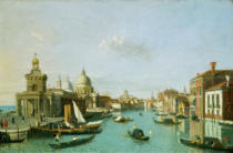 18. Jahrhundert - Canaletto surroundings? Venice, Canale G
