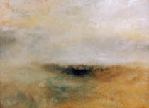 Joseph Mallord William Turner - Seascape with Storm coming on
