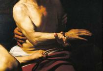 Michelangelo Merisi Caravaggio - The Crowning with Thorns