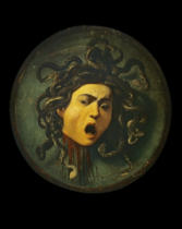 Michelangelo Merisi da Caravaggio - The Head of Medusa