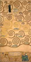 Gustav Klimt - Tree of Life, inner right