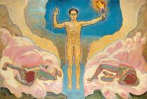 Koloman Moser - The light