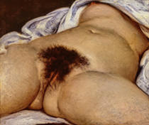 Gustave Courbet - The Origin of the World, 1866