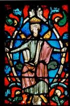 13. Jahrhundert - Paris / St Chapelle / Stained Glass