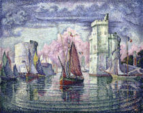 Paul Signac - Port de la Rochelle