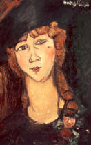 Amedeo Modigliani - Lolotte