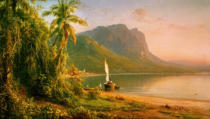 Frederick Edwin Church - Jamaica