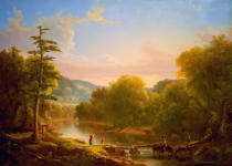 John Denison Crocker - Home in the Wilderness
