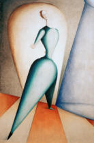 Oskar Schlemmer - The Dancer