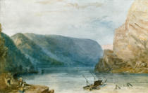 Joseph Mallord William Turner - Die Lorelei