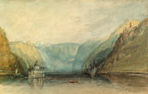 Joseph Mallord William Turner - Die Pfalz bei Kaub
