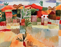Paul Klee - St. Germain near Tunis