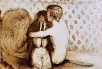 Edvard Munch - Consolation