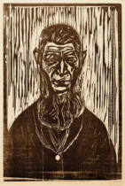 Edvard Munch - The Brute