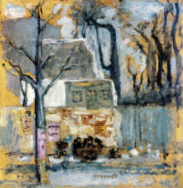 Pierre Bonnard - Eine Ecke in Paris
