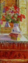Pierre Bonnard - A bunch of poppies