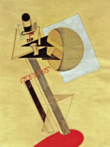 El Lissitzky - Construction