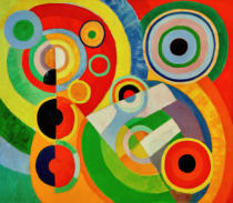 Robert Delaunay - Zest for Life