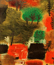 Paul Klee - Small Landscape