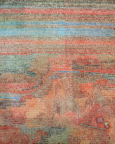 Paul Klee - The Whole is Dimming