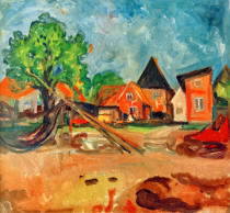 Edvard Munch - Travemünde