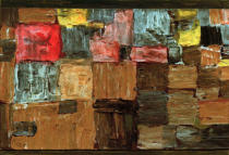 Paul Klee - Südalpiner Ort B.