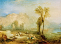 Joseph Mallord William Turner - Ehrenbreitstein