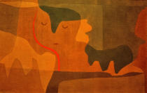 Paul Klee - Siesta der Sphinx