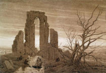 Caspar David Friedrich - Der Winter