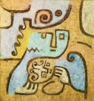 Paul Klee - Mutter mit Kind