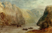 Joseph Mallord William Turner - Lurleiberg