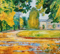 Edvard Munch - Park in Kösen