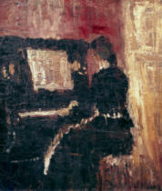 Edvard Munch - Am Klavier