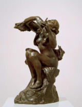 Camille Claudel - The flute palayer / The little siren