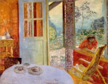 Pierre Bonnard - The Country Dining Room