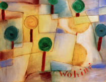 Paul Klee - Where to?