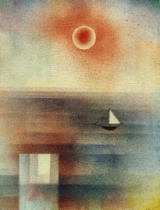 Paul Klee - Calm Sea at Z�