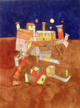 Paul Klee - Game of G.