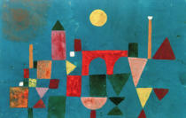 Paul Klee - Red Bridge
