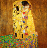 The Kiss of Gustav Klimt