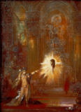 L'Apparition von Gustave Moreau