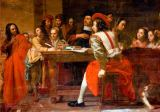Jesus and the Publican. The calling of S of Jacob van Oost der �ltere