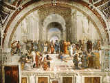 The School of Athens of Raffael