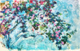 Claude Monet - Monet / The rose-bush / 1925/26