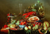 Sumptuous Still Life of Jan Davidsz Heem